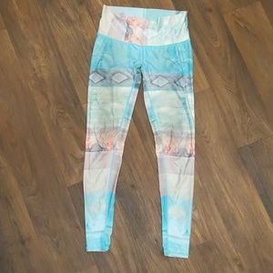 Teeki medium boho yoga leggings